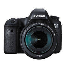 Wholesale digital cameras: Canon EOS 6D Digital SLR Camera 20.2 MP with 24-105mm F3.5-5.6 STM Lens