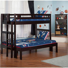 Wholesale bunk bed: Atlantic Furniture AB63 Cascade Bunk Bed