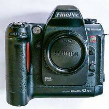 Wholesale Digital Cameras: Fujifilm FinePix S2 Pro 6.2 MP Digital SLR Camera