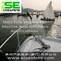IMO FTPC Part 5: Surface Flammability -Fire Test To Marine
