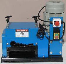 Wholesale v: New Wire Stripping Machine 2hp 110V Cable Copper Stripper Recycler Scrap QJ-009