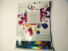 Wholesale sticker: White A4 Inkjet Waterproof Self Adhesive Sticker Paper Matte Vinyl (10 Sheets)Z