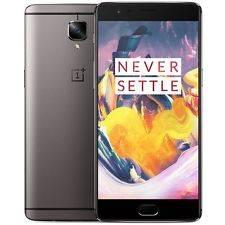 Wholesale t: OnePlus 3T 128GB Dual SIM Oxygenos Smartphone Mobile 4G LTE 3G Unlocked Gunmetal