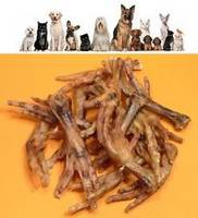 100% NATURAL Dog Sticks Treats Chews Dried Chicken Feet Dainty Snack Food PET