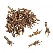 Wholesale puppy: 100% Natural Dog Puppy Air Dried Natural Chicken Feet Non Greasy Chew Treat