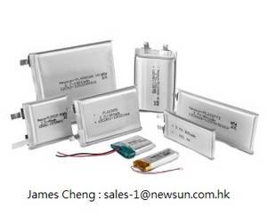 Wholesale toys: CR / LIR / ML / PL (Li Polymer) Batteries