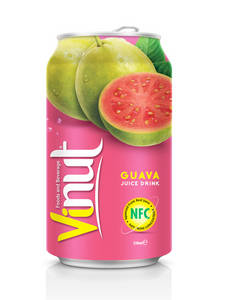 Wholesale drink: 330ml Guava Juice Drink