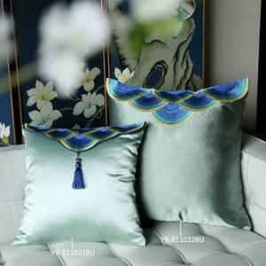 Wholesale Cushion: Customize Design Pillow Cotton Silk Cushion