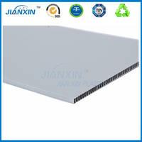 Factory Custom White PP Plastic Corrugate Board \Hollow Sheet