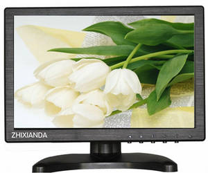 Wholesale hd lcd monitor: New Product 10.1 Inch 16:9 IPS Widesreen HD Multifunctional LCD Monitor
