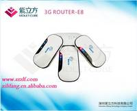 3G Portable/Pocket Wifi Router with SIM Card Slot