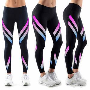 Wholesale custom labels: Custom Wholesale Private Label Compression Yoga Pants