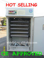 YZTIE-7 Best Selling Chicken Egg Incubators CE Passed