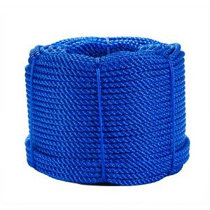 Wholesale import: Blue HDPE Rope