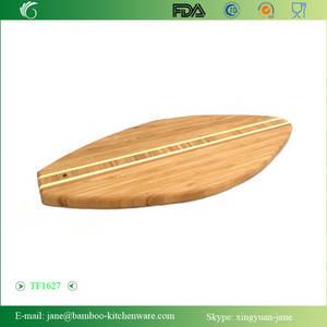 Wholesale kitchenware: Bamboo 3 Piece Cutting Boards Set-Jane@bamboo-kitchenware.Com