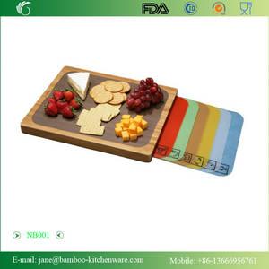 Wholesale Cutting Boards: Modern Natural Bamboo Cutting Chopping Board  -Jane@bamboo-kitchenware.Com
