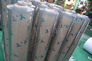 Wholesale paper tablecloth: Super Clear PVC Film