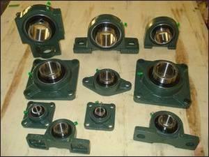 Wholesale Ball Bearings: Pillow Block Bearings, Bearing Units, Bearings(UCF205, UCF208 UCF209 UCF210 UCF212 UCF215 UCF218)
