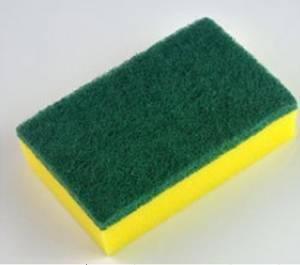 Wholesale sponge: Strong Scratch Sponge Scouring Pad, Dish Sponge