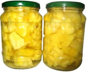 Wholesale Canned Fruit: High Quality Vietnam Cayen Pineapple