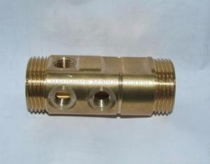 Wholesale Car Care Products: CNC Machined Brass Parts for Germany
