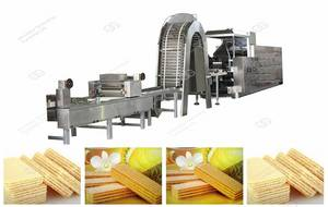 Wholesale wafer biscuit: High Quality Wafer Biscuit Production Line for Sell