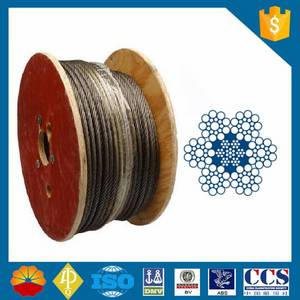 Wholesale skype phone: 6X19s-Iwrc Oil Drilling Wire Rope