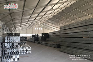 Wholesale Trade Show Tent: Canopy Tent Industrial Temporary Building for Outdoor Warehouse for Sale