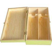 Wholesale wooden wine box: Wooden Wine Box