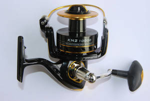 Wholesale Fishing: High Level OEM Factory Spinning Fishing Reel KN2 10000