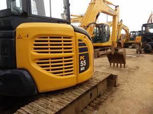 Wholesale engine cooling pump: 2012 Used Komatsu Pc55mr-3 Mini Crawler Excavator for Hot Sale