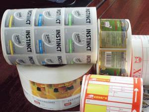 Wholesale printing labe: Self-adhesive Label|stickers|bottle Label|custom PE,PVC,PP Paper Sticker