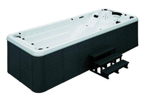 Sell SR 870 Acrylic Freestanding Swimming Pool /Whirl Lurury Bathtub