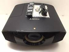 Wholesale projector: Sony VPL VW665ES 3D - 4K SXRD Projector