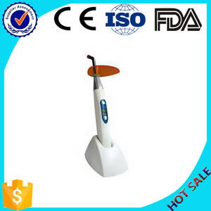 Wholesale Dental Curing Light: Portable Colorful Dental LED Curing Light / Curing Lamp