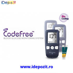 Wholesale glucose meter: SD Code Free Glucose Meter