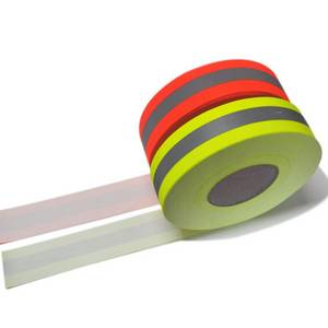 Wholesale reflective tape: Colored High Reflective Flame Retardant Tape