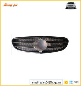 Wholesale flying training: Auto Parts Full Star for Mercedes Ben Z W212 AMG Body Kit E Class Front Grille