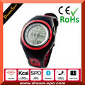 Sell Pluse rate sport watch with bluetooth(step Count, interval, speed, pace)
