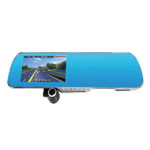 Wholesale car monitor: New Arrival for 2016 Multifunctional Car Rearview Mirror Monitor
