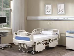 Wholesale hospital bed: Manual Hospital Bed HH/SJC-II-G-009