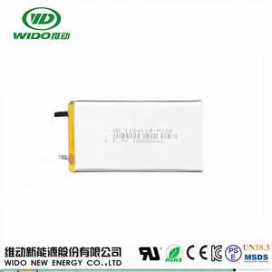 Wholesale li ion: Li-polymer Battery 3.7v 10000mah 1164113 Lithium Ion Battery