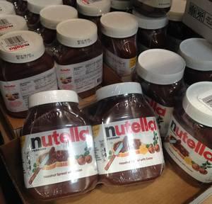 Wholesale chocolate: Nutella Ferero