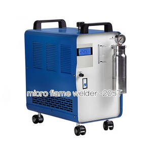 Wholesale welding consumable: Micro Flame Welder-205T with 200 Liter/Hour Hho Gases Output Newly
