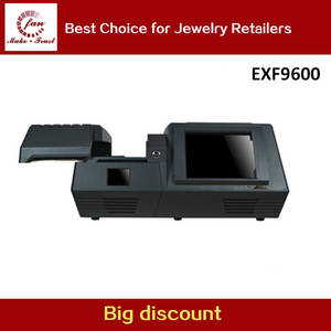 Wholesale gold jewellery: Gold and Silver X-ray Fluorescence Spectrometers