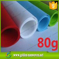 China Supplier 50gsm PP Non Woven Fabric for Inner Lining/ Nonwoven Fabrics Waterproof for Bed Cover
