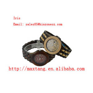 Wholesale fashion watch: Fashion Lady Wooden Watch High Quality Wooden Watch 2016 Wooden Watch