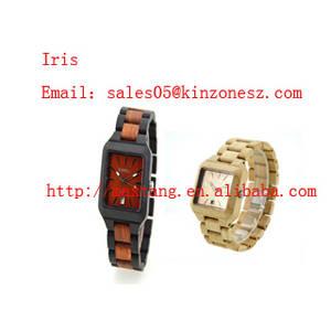 Wholesale wrist watch: Mens Wooden Wrist Watch New Design Wood Watch Watch Box Wooden From China Supplier