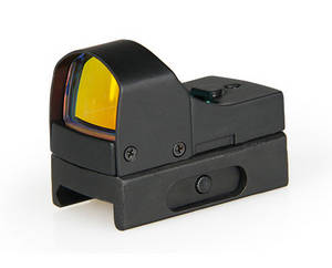 Wholesale rifle scope: Outdoor Shooting Target Rifles Parts Mini Red Dot Scope Sight