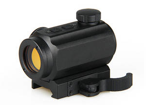 Wholesale red dot: Tactical Hunting 1X22X33 Red and Green Dot Reflex Sight